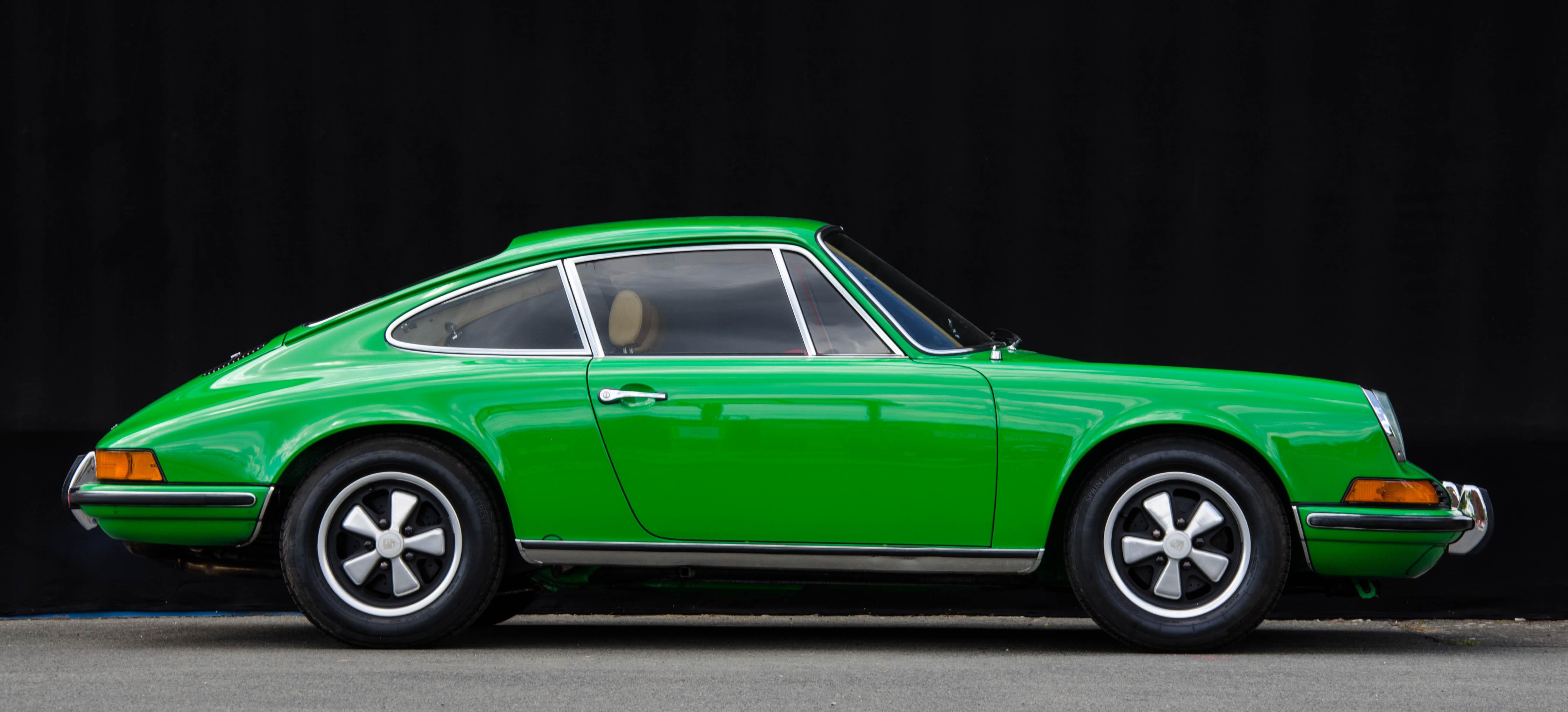 Porsche 911 T Coup 1973 Karero 912 Coupe Type Of Engine Bilder Images