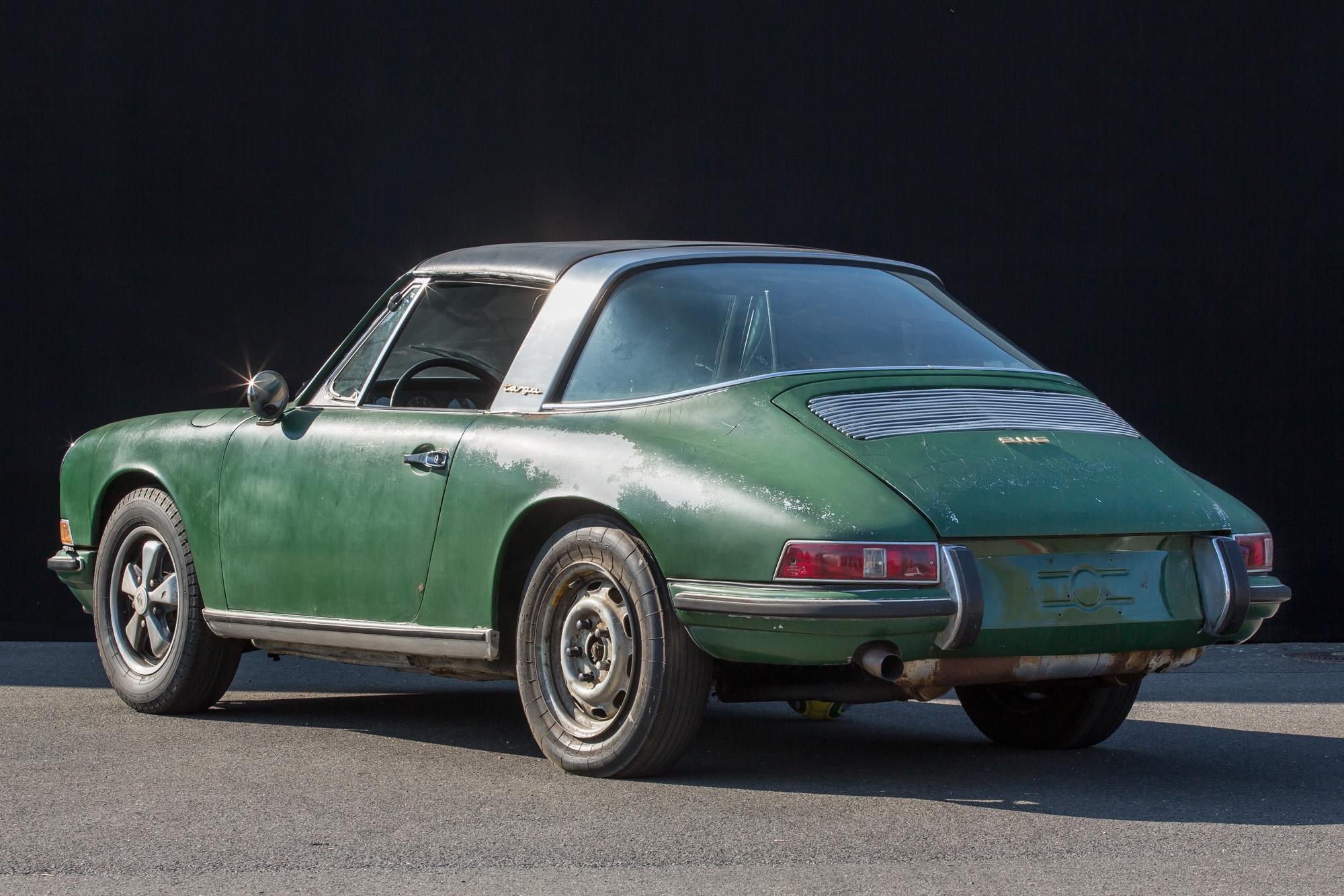 Porsche 911 S Targa 1968 Karero