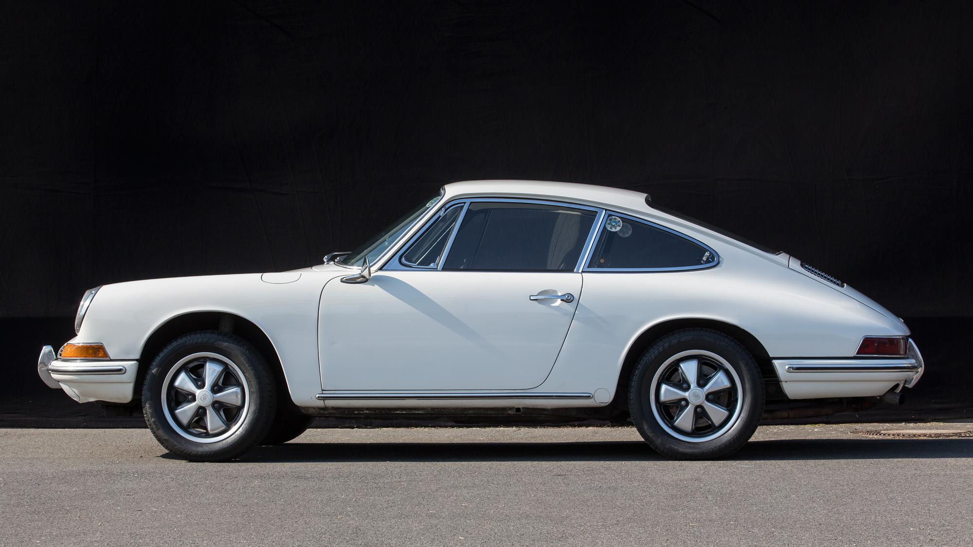 Porsche 911 Coupé, 1965 — karero