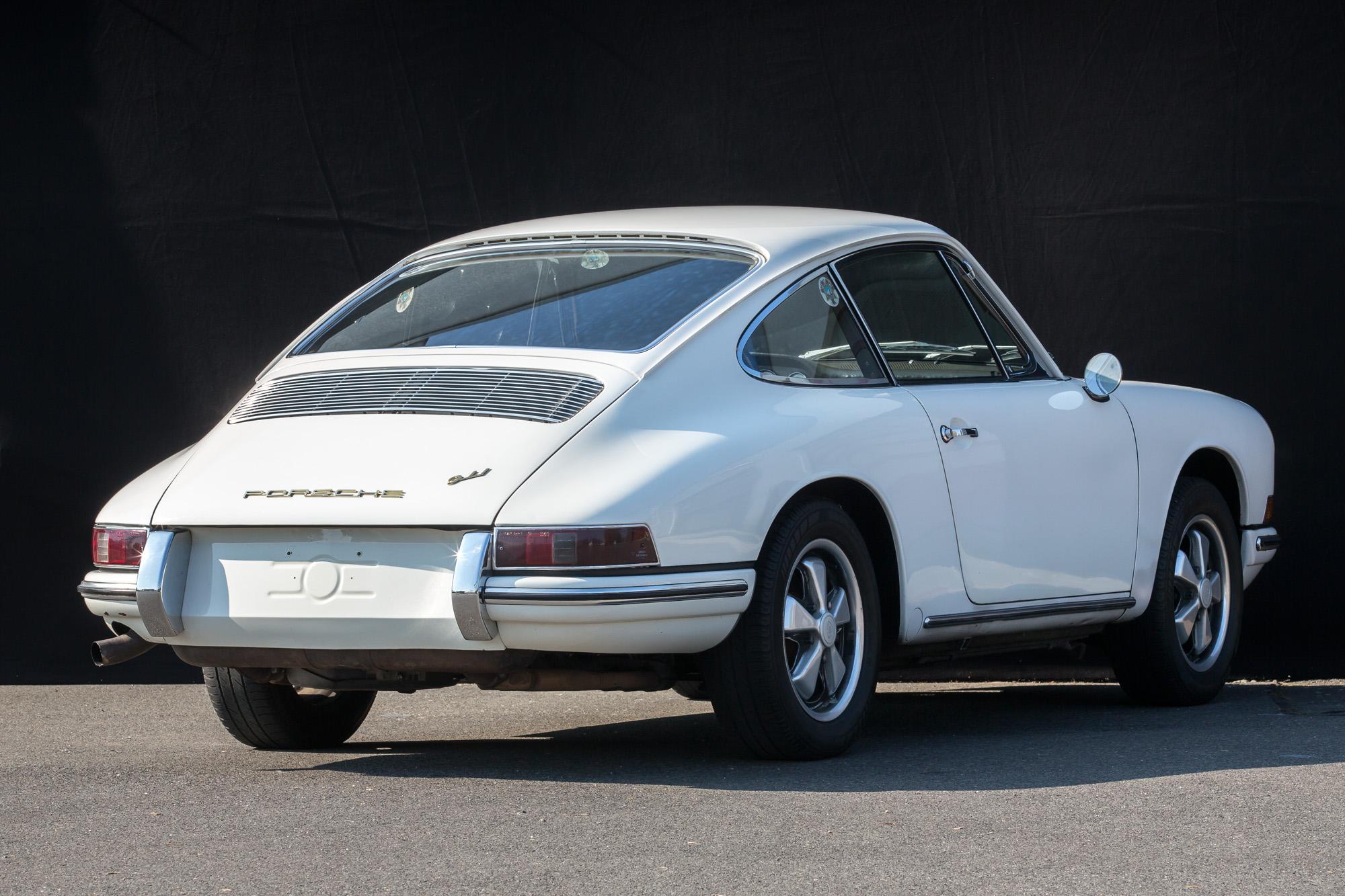 Porsche 911 Coup 233 1965 Karero